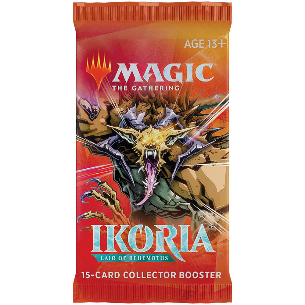 Magic the Gathering Ikoria Lair of Behemoths Collector Booster