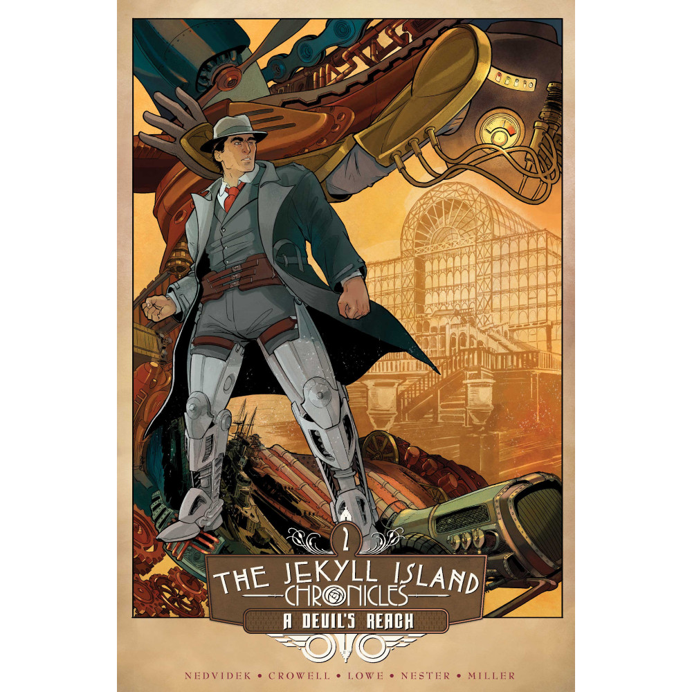 Jekyll Island Chronicles GN Book 02