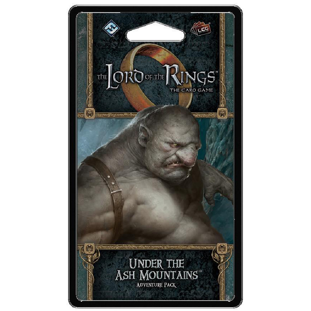 The Lord of the Rings The Card Game Under the Ash Mountains