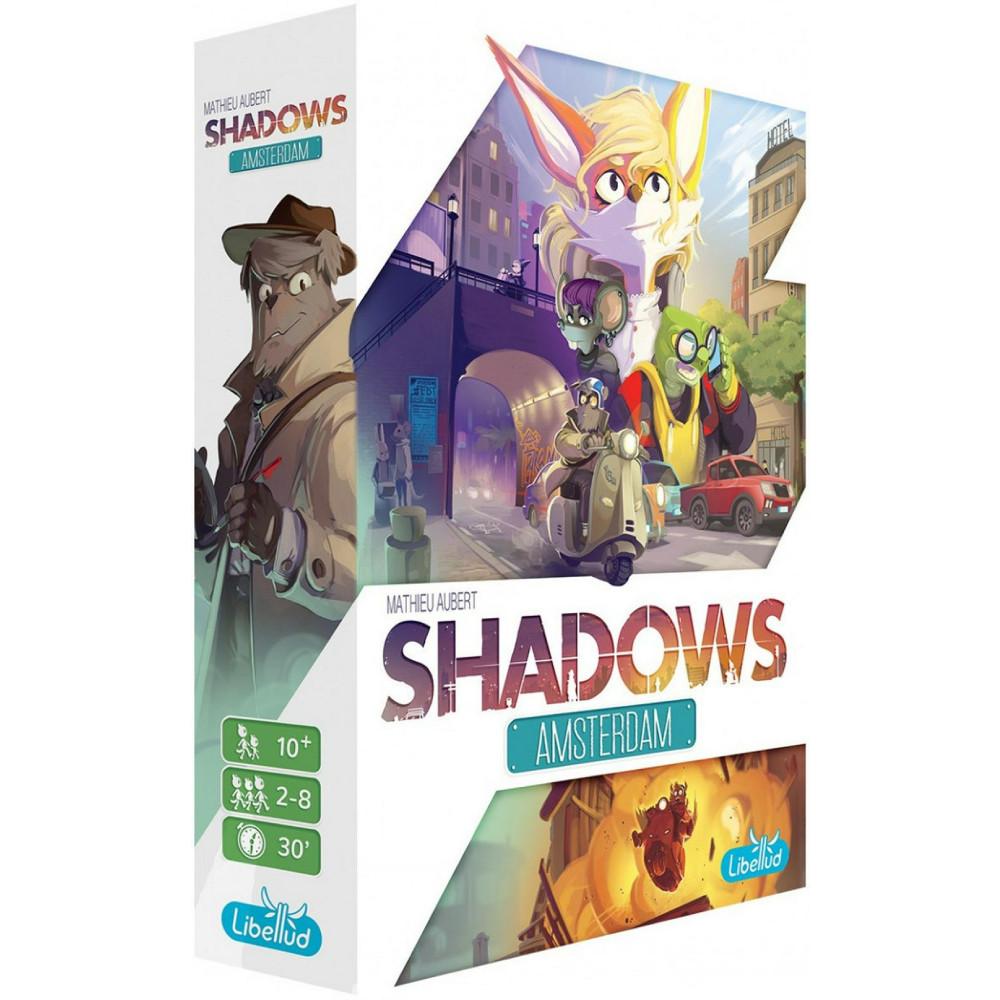 Shadows Amsterdam (editie in limba romana)