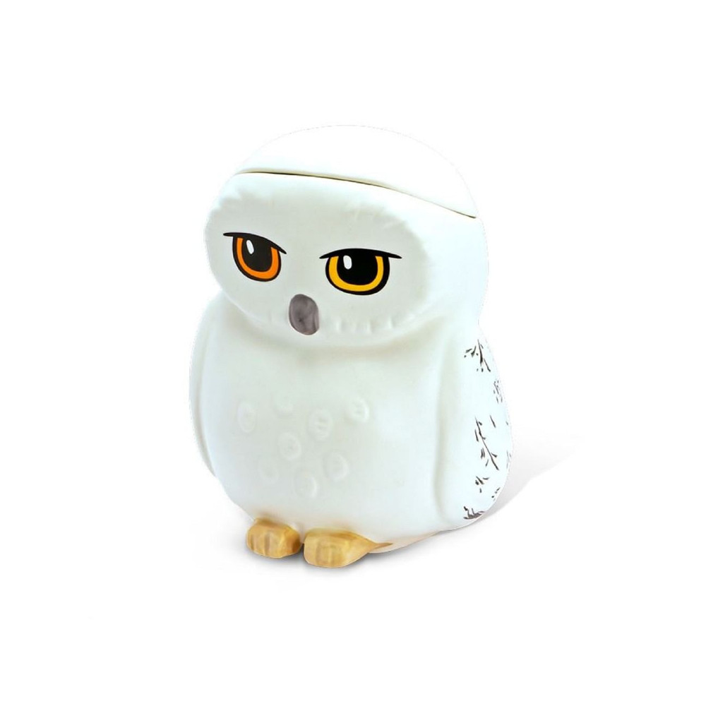 Cana 3D Harry Potter Hedwig imagine
