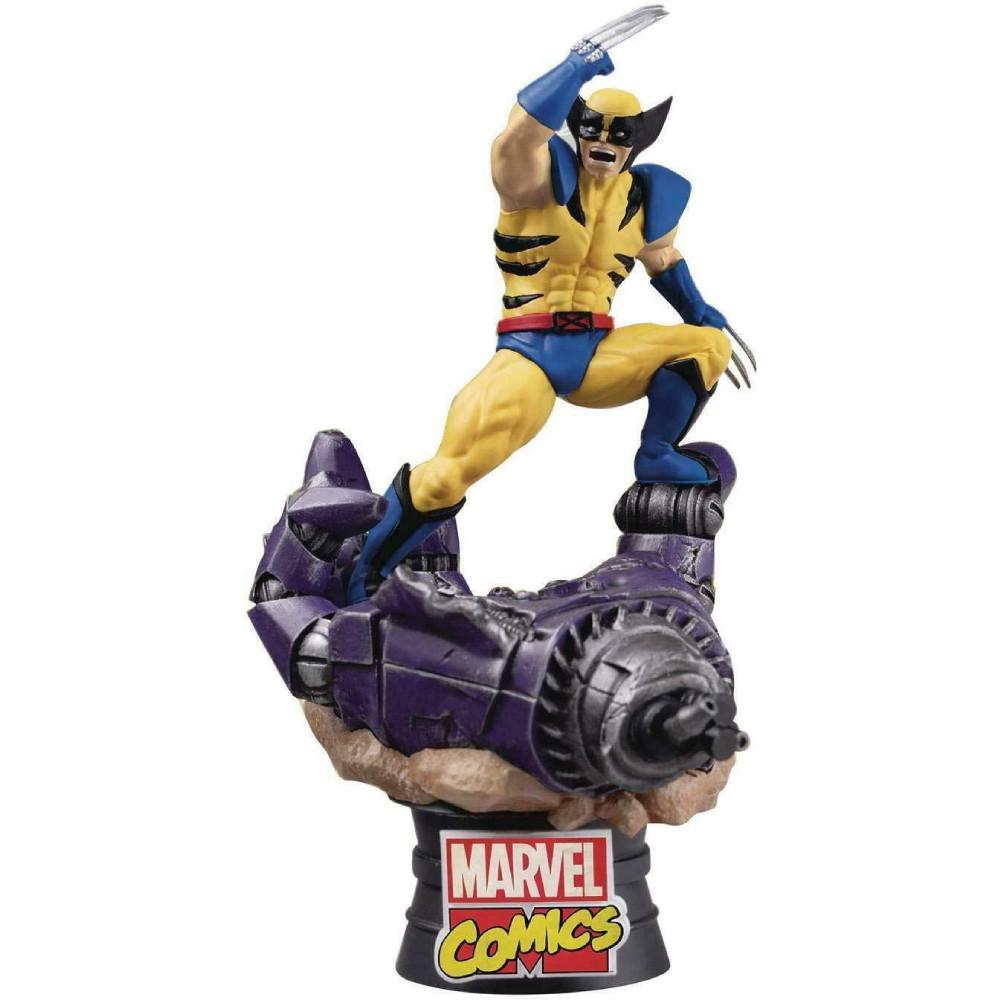Figurina Marvel D-Stage Wolverine Comic 16 cm