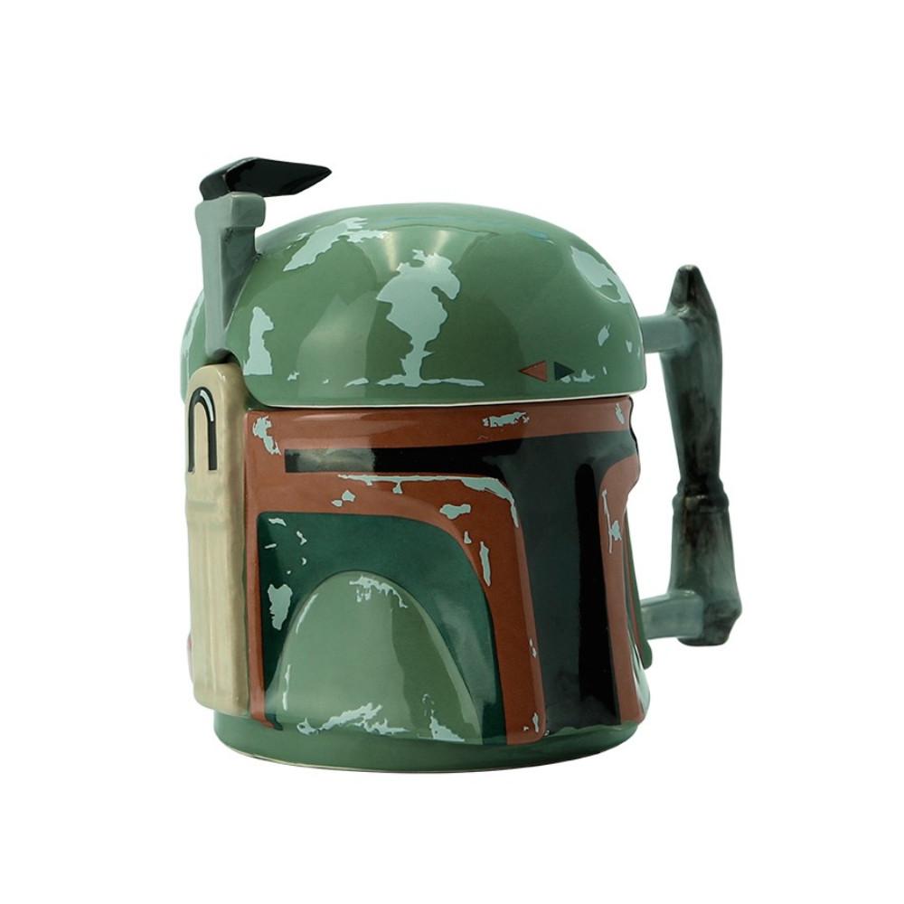 Cana 3D Star Wars Boba Fett imagine
