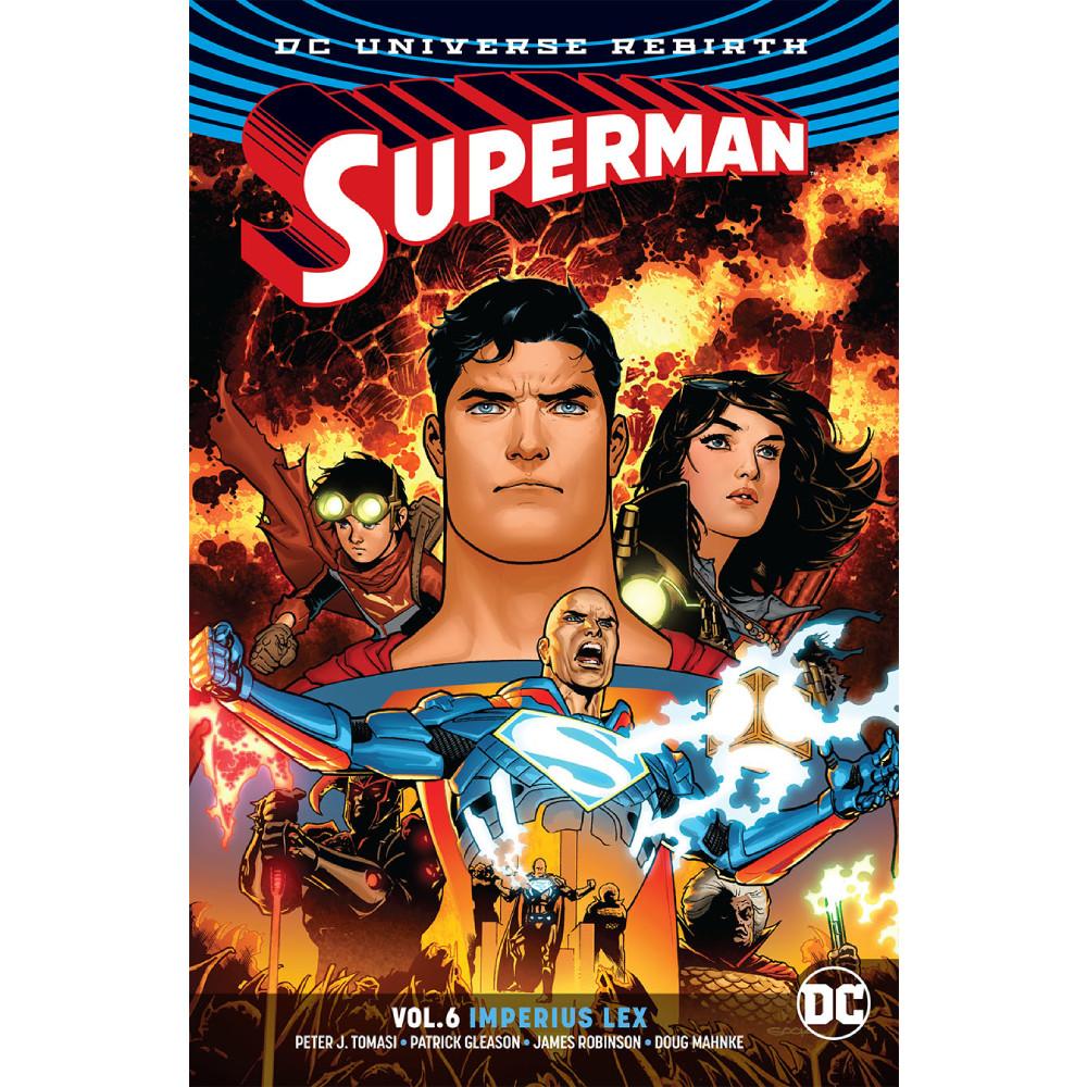 Superman TP Vol 06 Imperius Lex Rebirth imagine