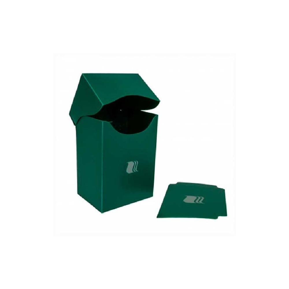 Cutie Depozitare Blackfire Deck Holder Vertical 80+ Carti Verde - 2