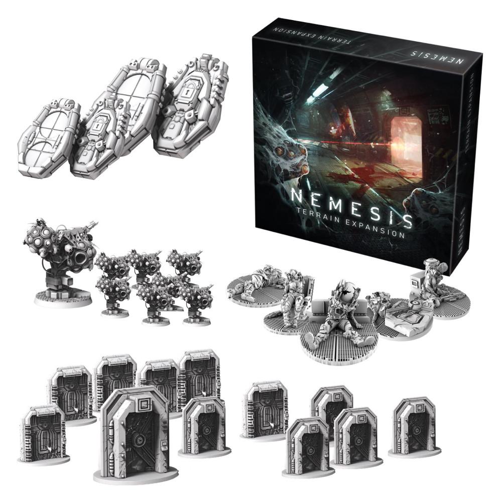 Nemesis Terrain Pack