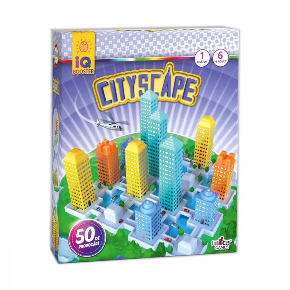 IQ Booster Cityscape