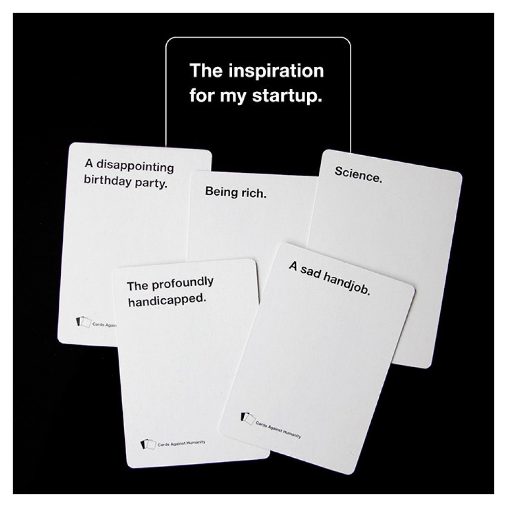 Cards Against Humanity (International Edition) - 2