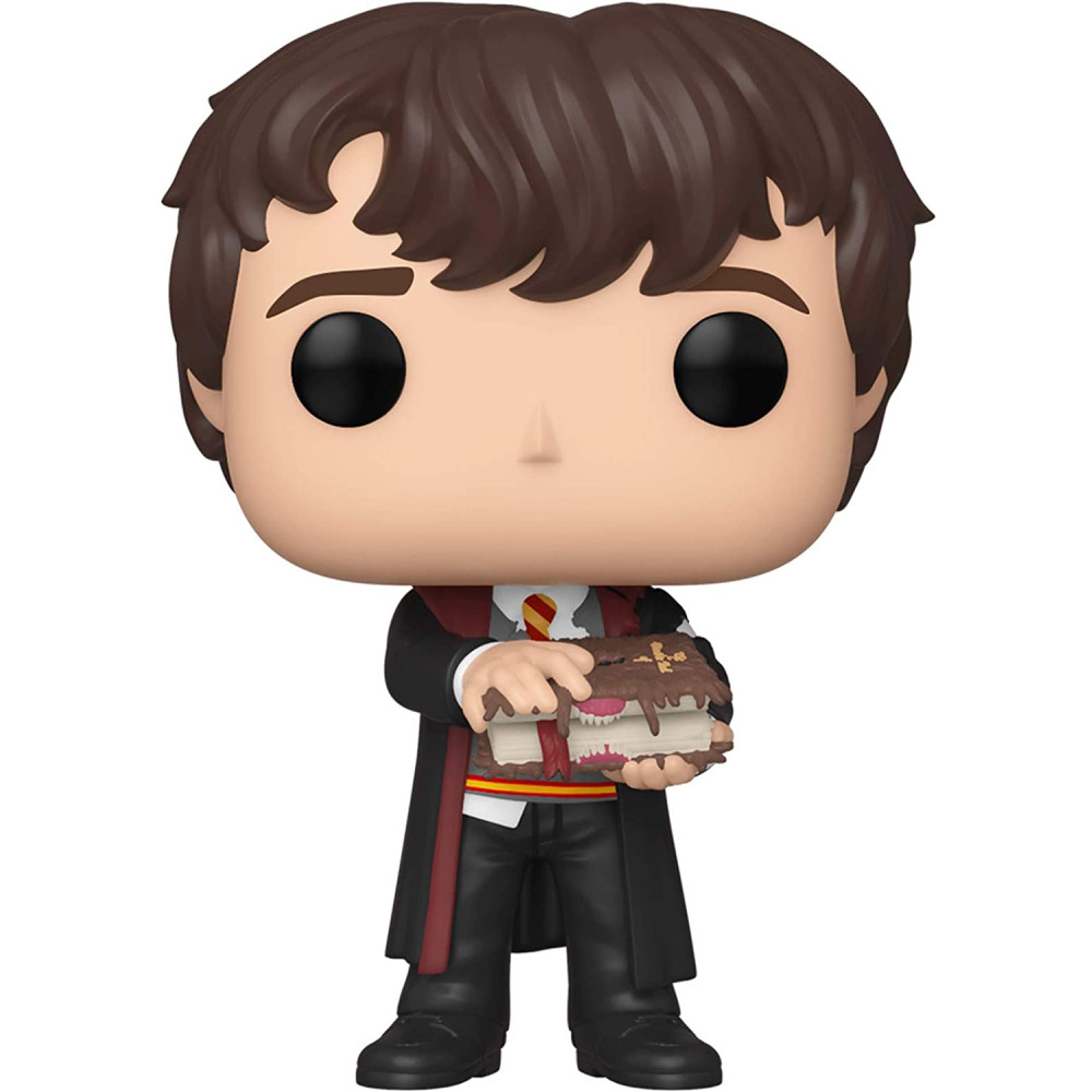 Figurina Funko Pop Harry Potter Neville with Monster Book imagine