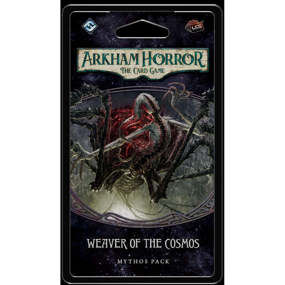 Arkham Horror The Card Game Weaver of the Cosmos