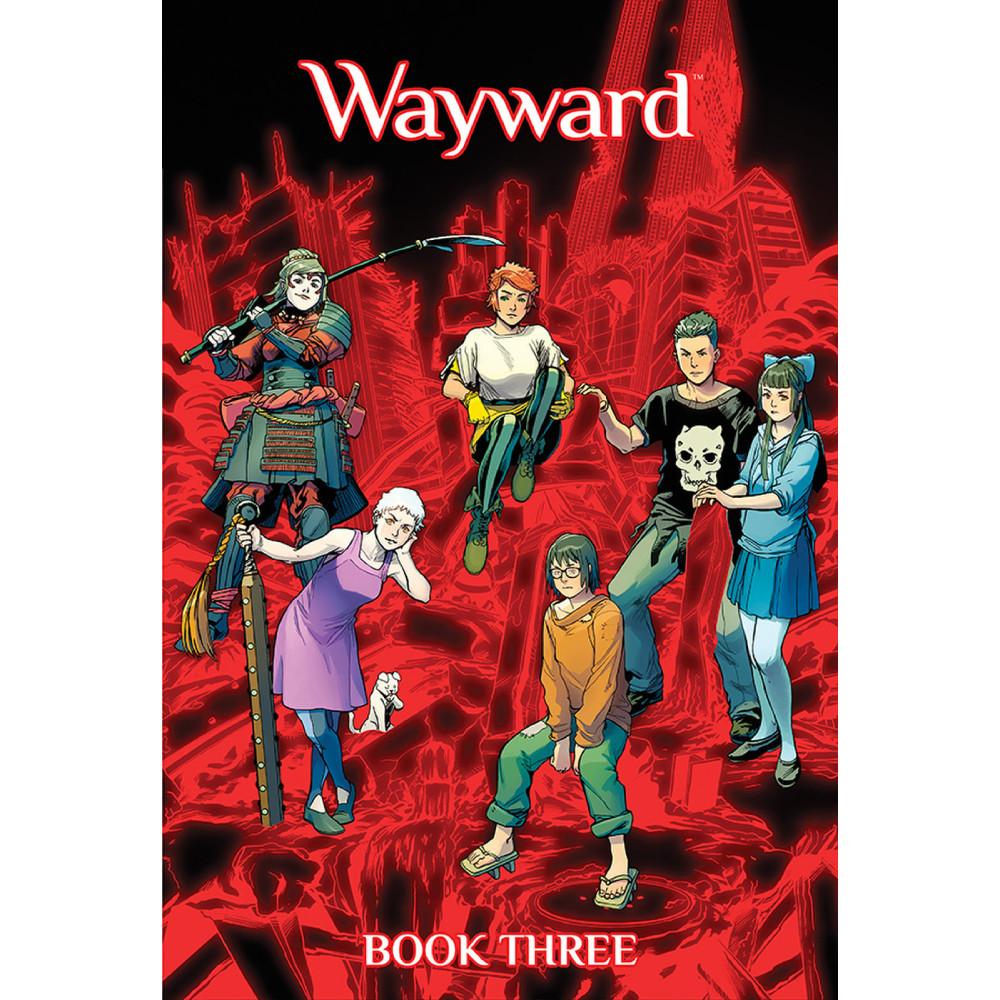 Wayward HC Book 03