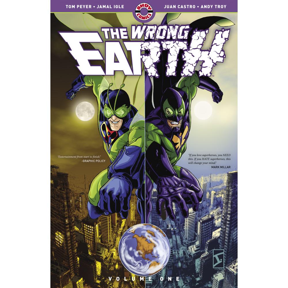 Wrong Earth TP Vol 01