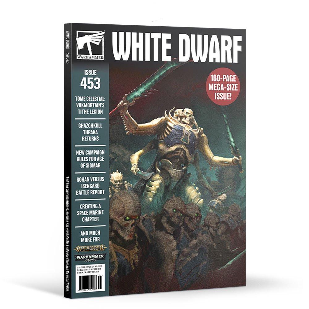 White Dwarf Aprilie 2020