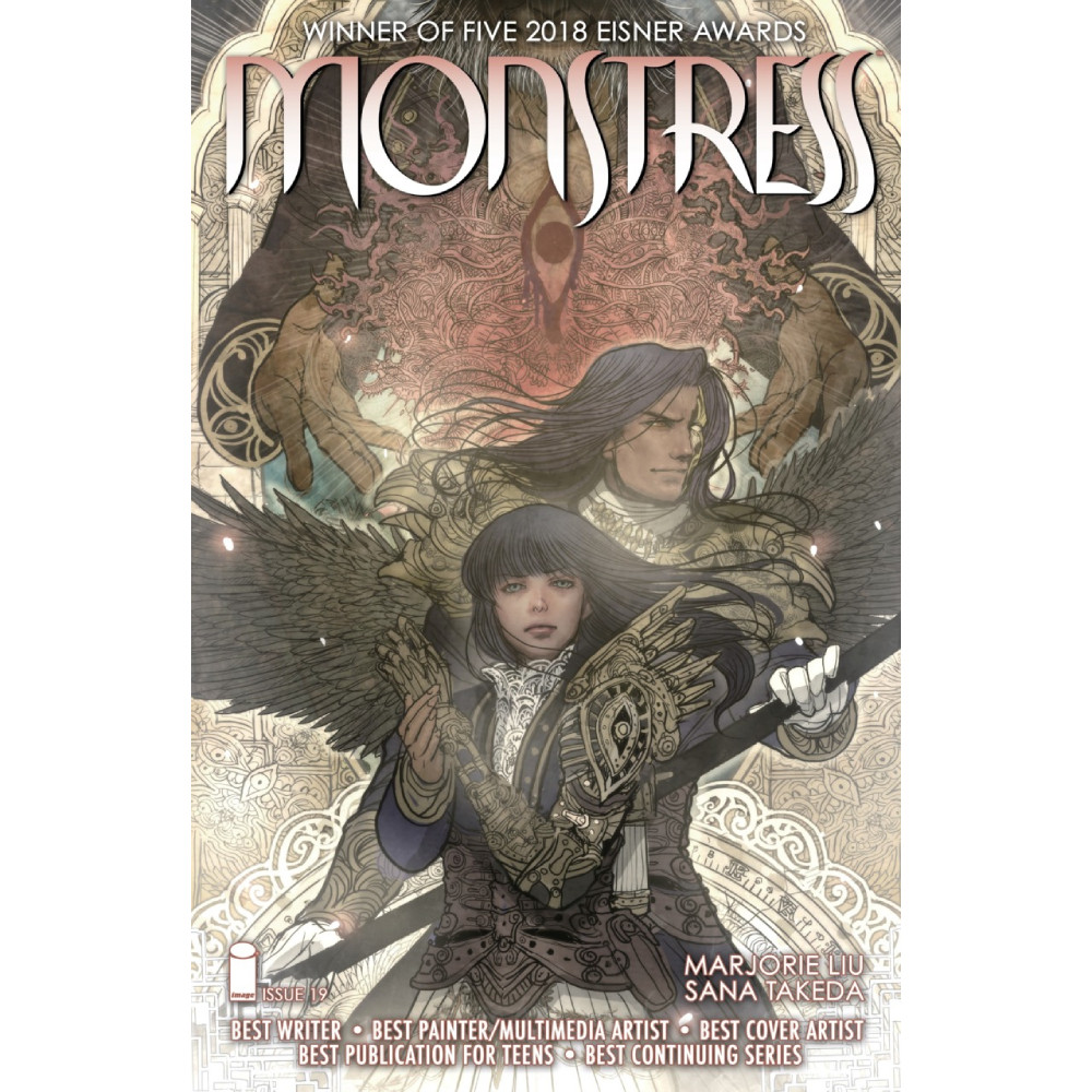 Story Arc - Monstress Vol 4