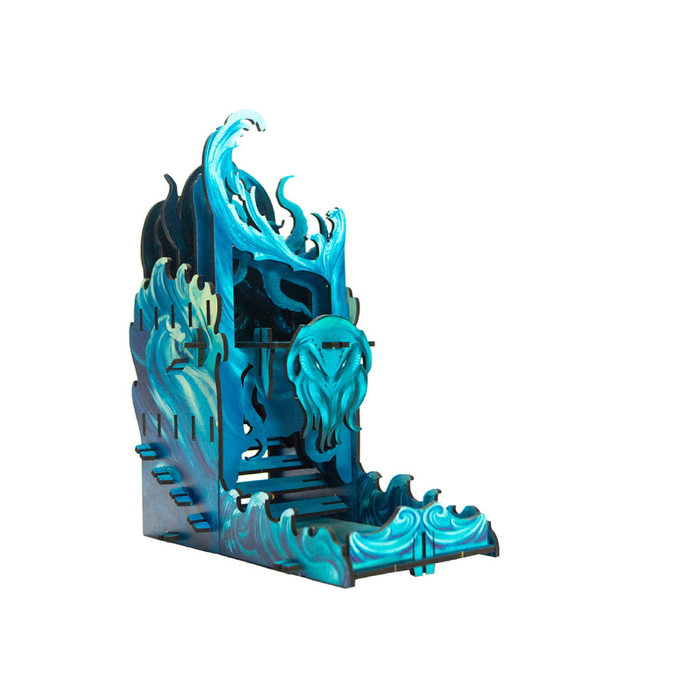 Accesoriu e-Raptor Dice Tower Cthulhu's Ocean imagine