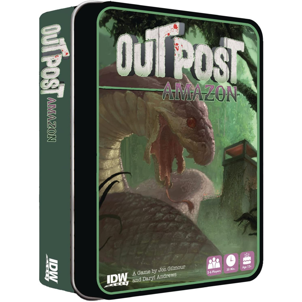 Outpost Amazon Game imagine