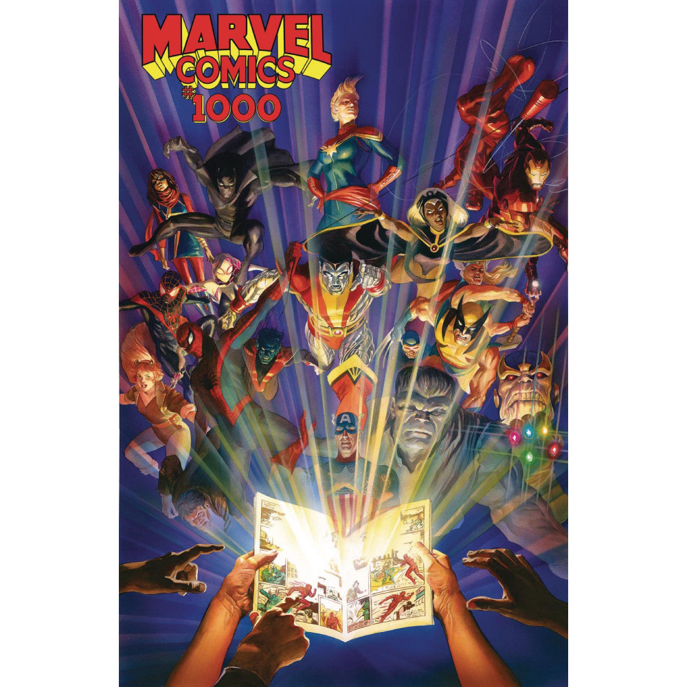 Marvel Comics 1000 HC