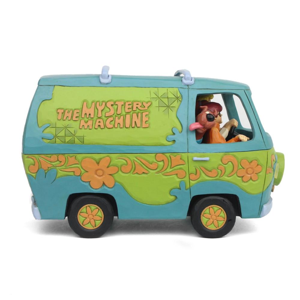 Figurina Scooby-Doo Mystery Machine 16 cm