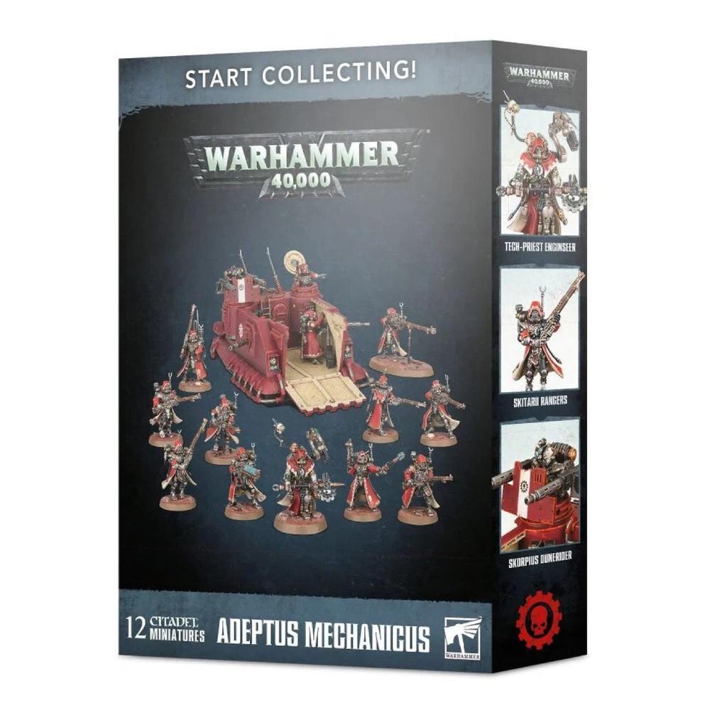 Warhammer Start Collecting Adeptus Mechanicus