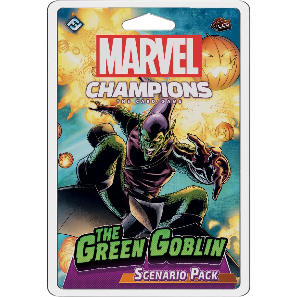 Marvel Champions The Green Goblin Scenario Pack
