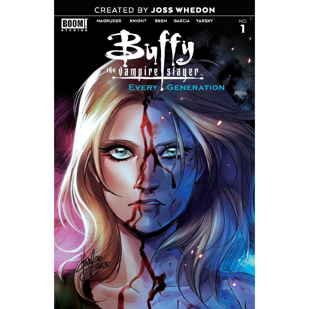 Buffy Every Generation 01