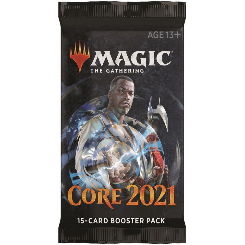 Magic: the Gathering Core Set 2021 Booster Pack