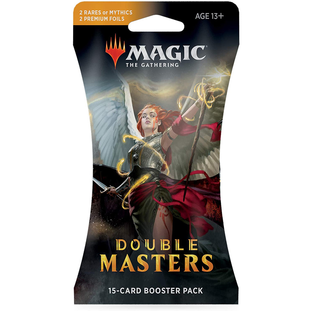 Magic the Gathering Double Masters Draft Booster