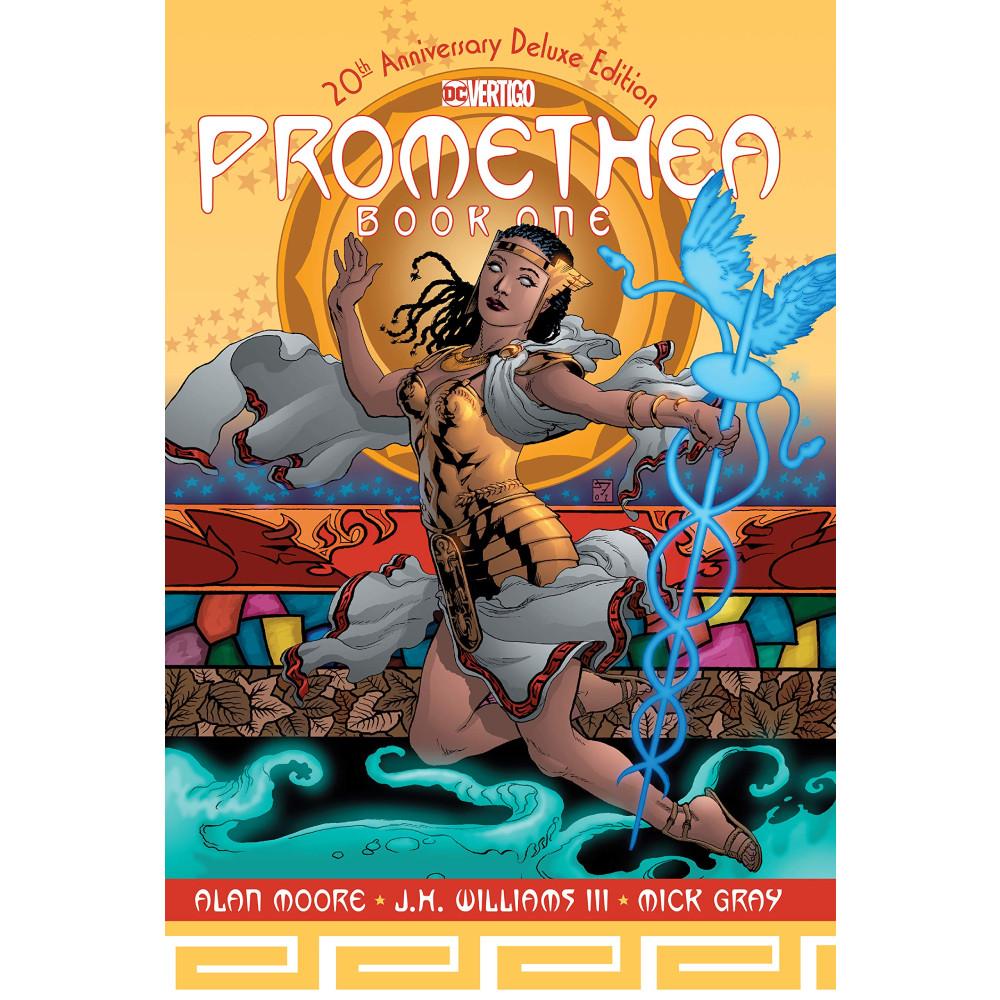 Promethea 20th Anniv Deluxe Edition HC Vol 01