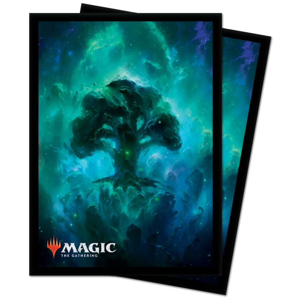 Sleeve-uri Ultra PRO Magic: The Gathering Celestial Forest 100 Bucati