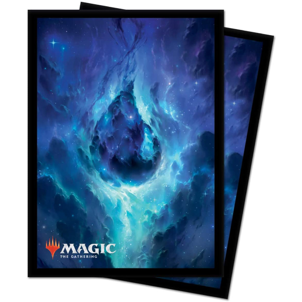 Sleeve-uri Ultra PRO Magic: The Gathering Celestial Island 100 Bucati