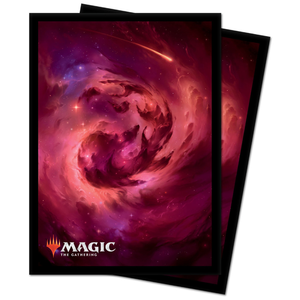 Sleeve-uri Ultra PRO Magic: The Gathering Celestial Mountain 100 Bucati