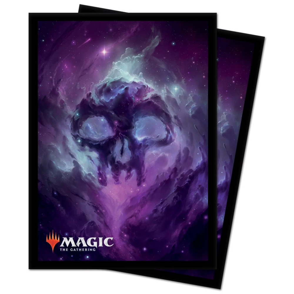 Sleeve-uri Ultra PRO Magic: The Gathering Celestial Swamp 100 Bucati