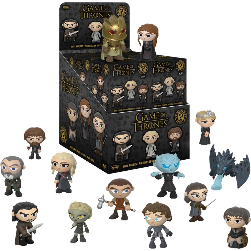 Figurine Mystery Mini Blind Box Game of Thrones (Series 10)