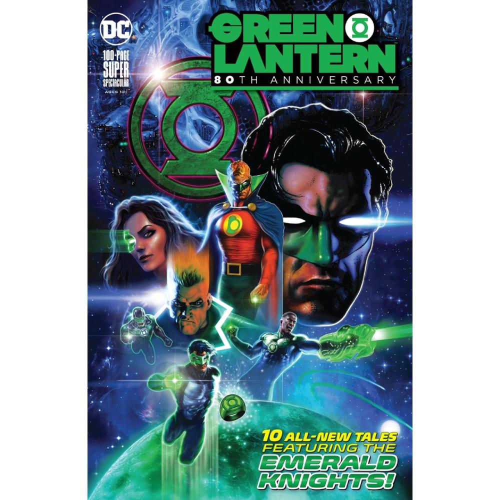 Green Lantern 80th Anniversary 100 Page Super Spectular 01 Coperta I