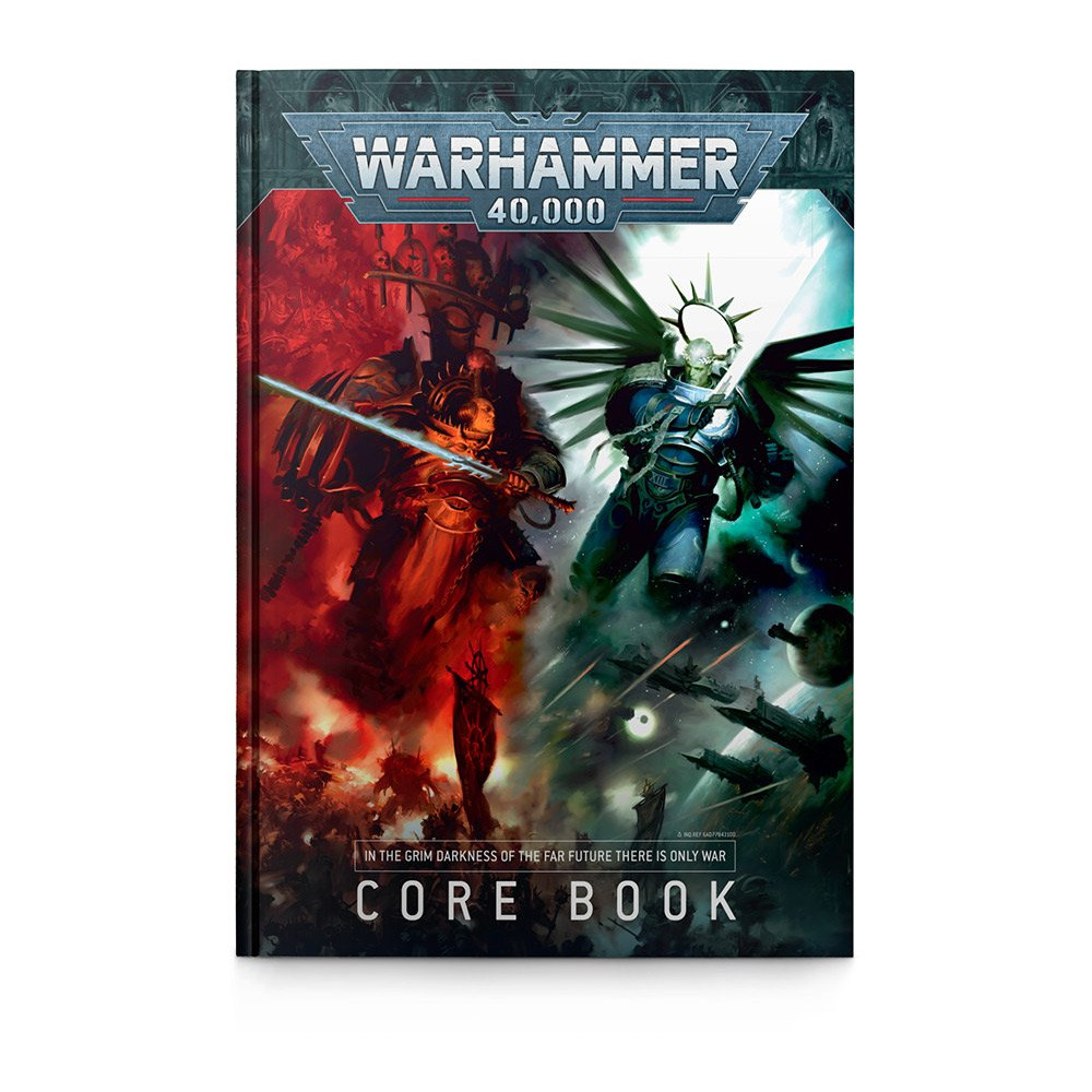 Warhammer 40.000 Core Book (2020)