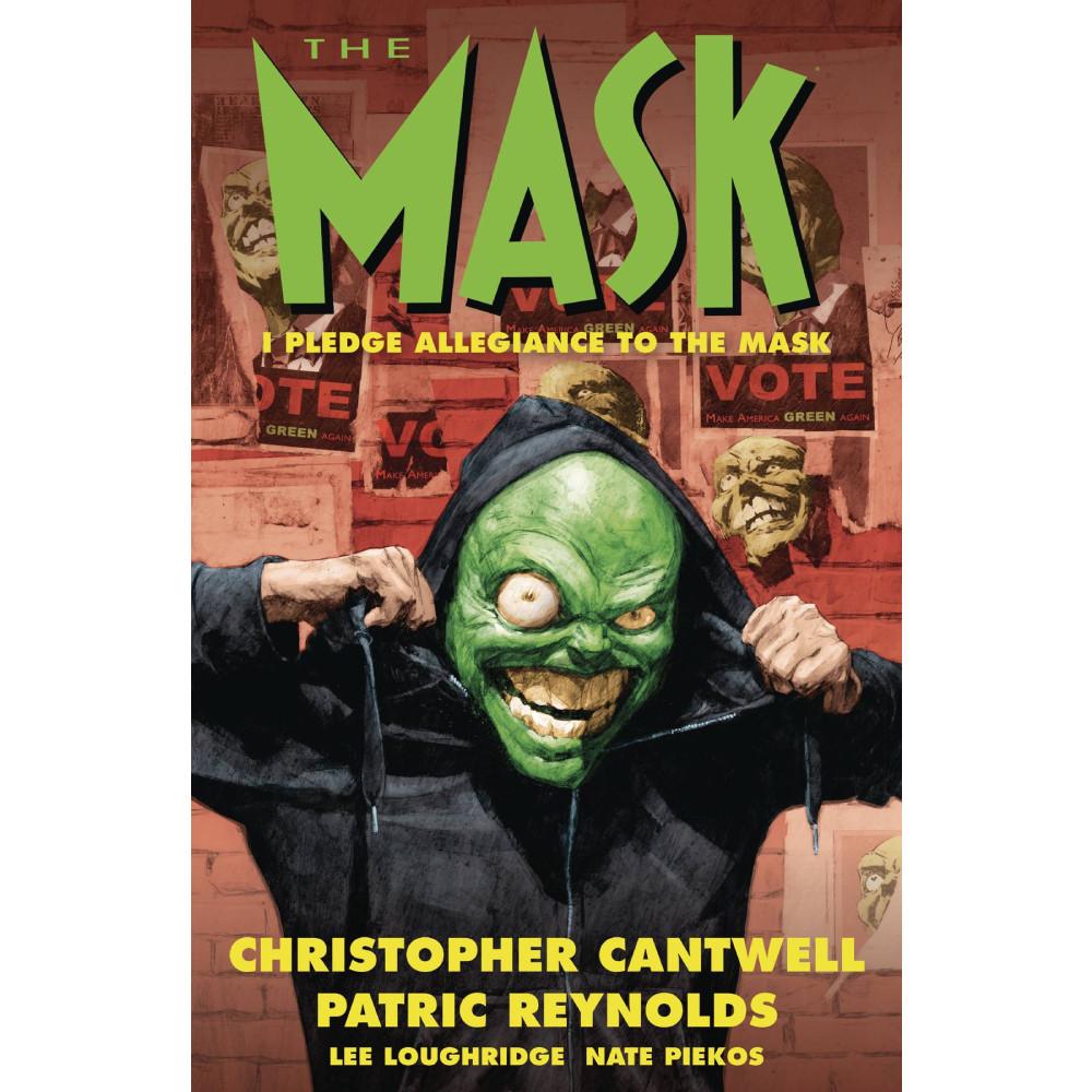 Mask I Pledge Allegiance to The Mask TP