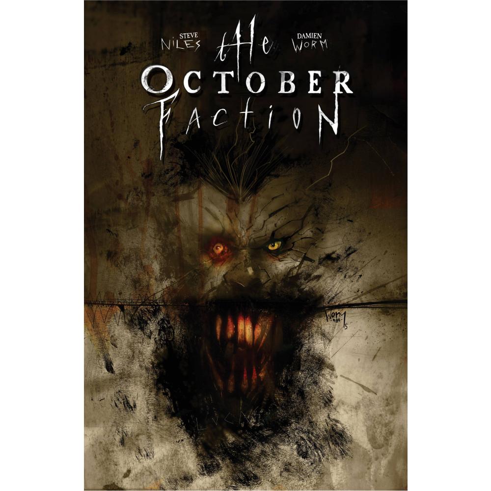 October Faction TP Vol 02