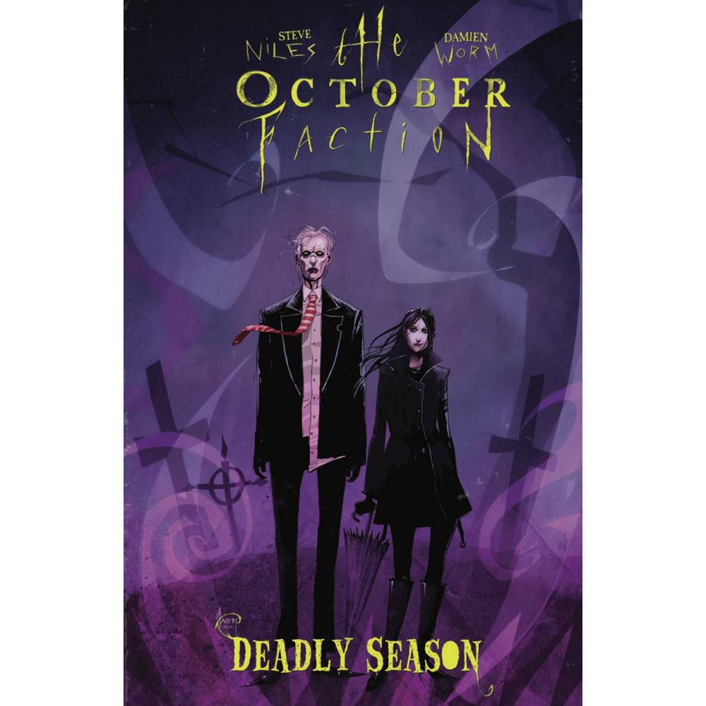 October Faction TP Vol 04 Deadly Season