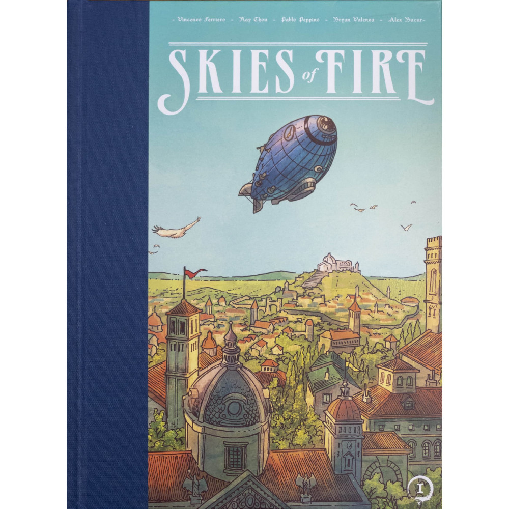Skies of Fire HC