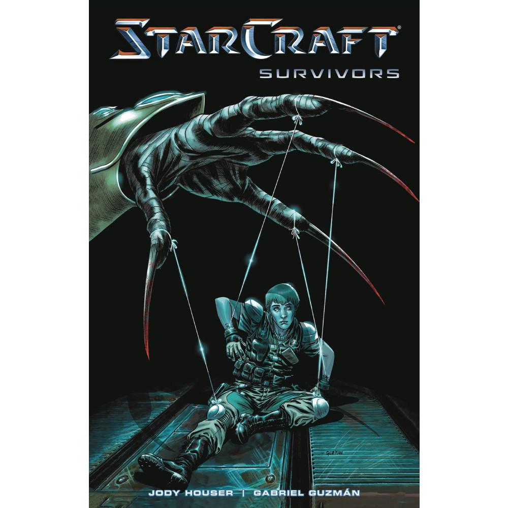 Starcraft TP Vol 03 Soldiers