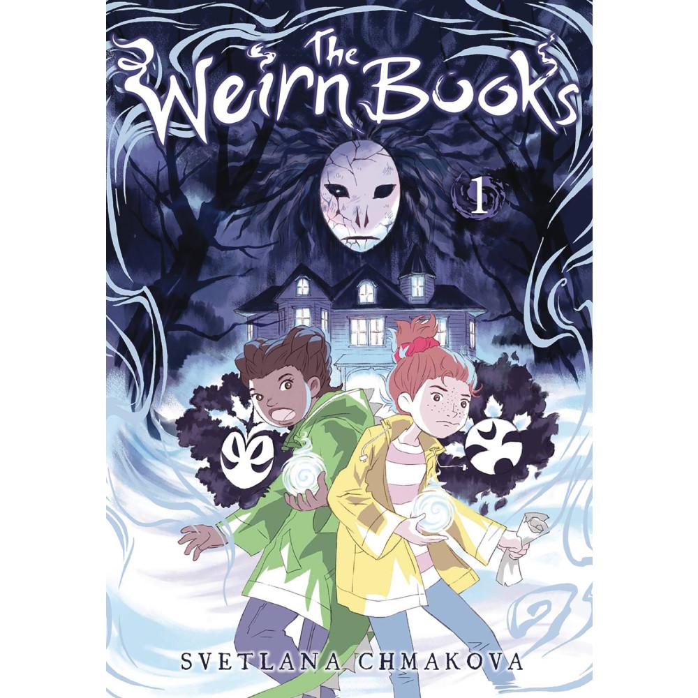 Weirn Books GN Vol 01