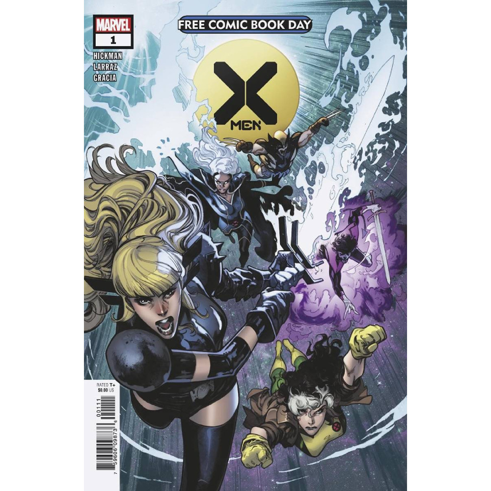 FCBD 2020 X-Men 01