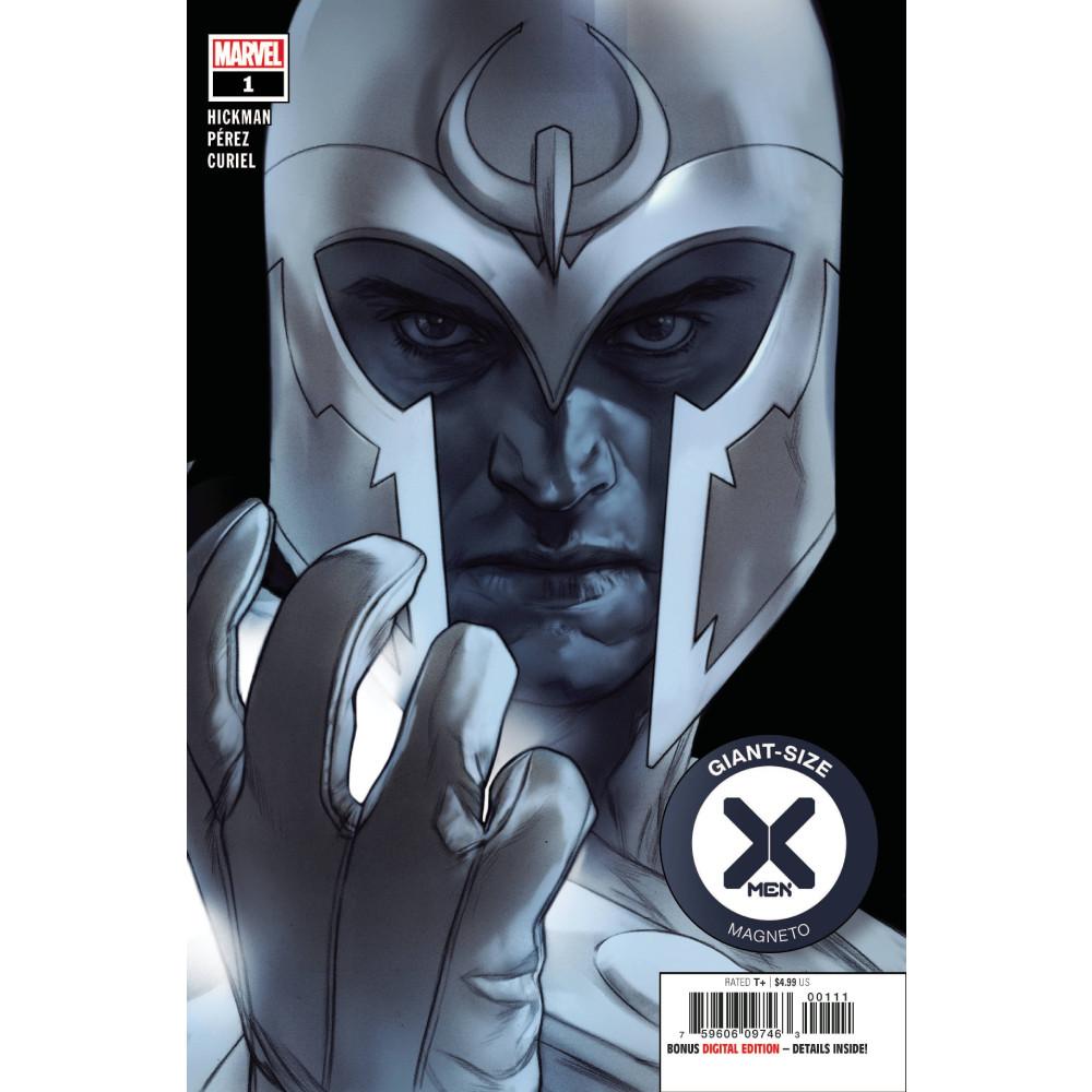 Giant-Size X-Men Magneto 01 Coperta B