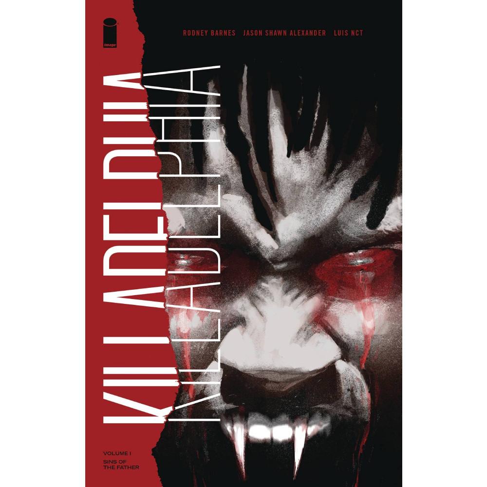 Killadelphia TP Vol 01 Sins of The Father