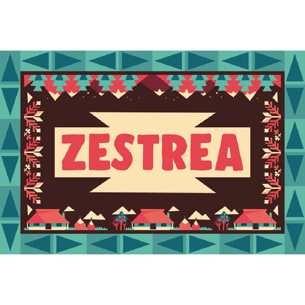 Zestrea (editie in limba engleza) imagine