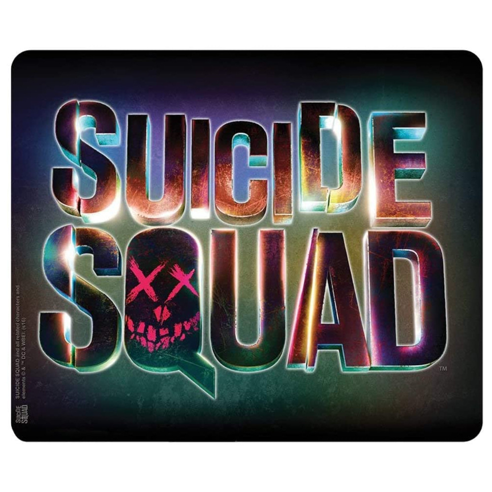 Mousepad DC Comics Suicide Squad Logo imagine