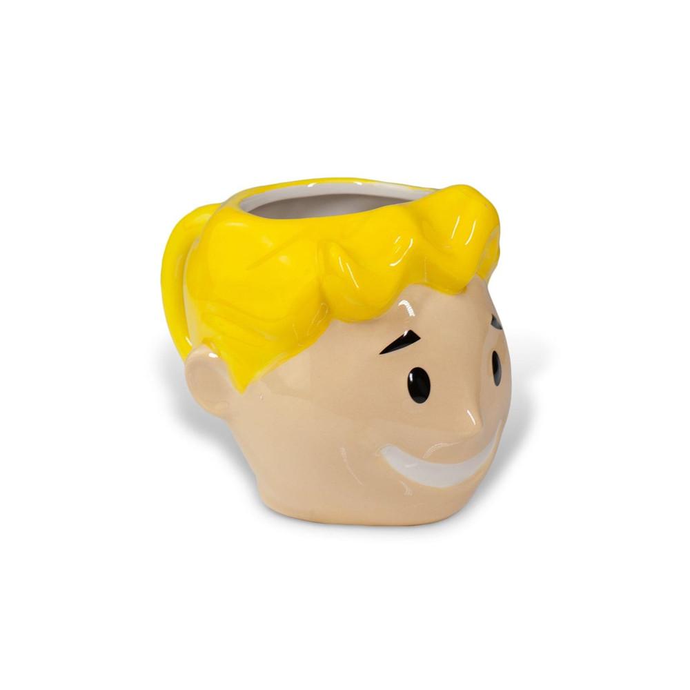 Cana 3D Fallout Vault Boy Head imagine