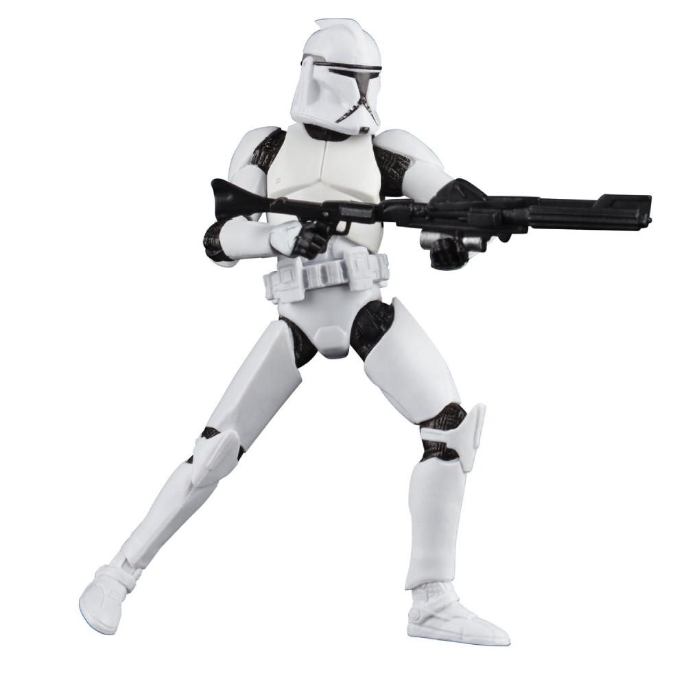 Figurina Articulata Star Wars Vintage 3 3/4 Clonewars Clone Trooper imagine
