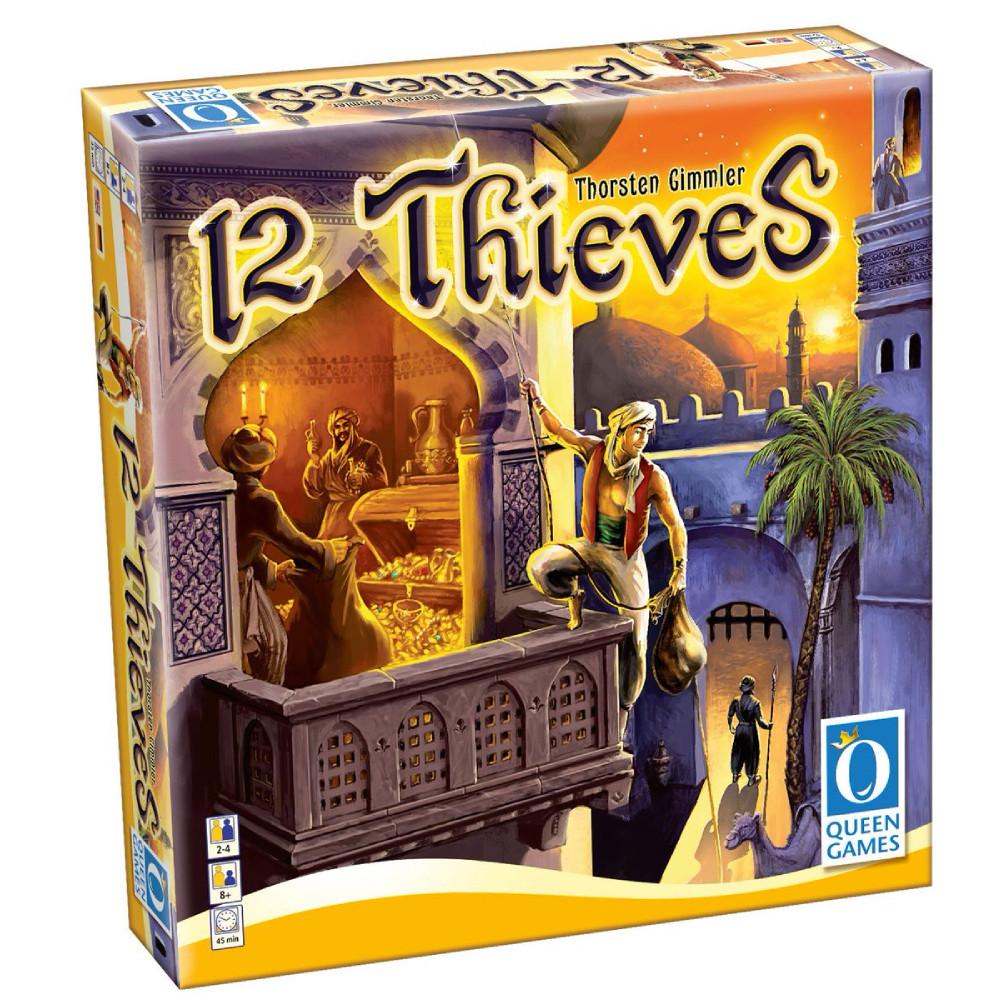 Joc 12 Thieves Editie Revizuita