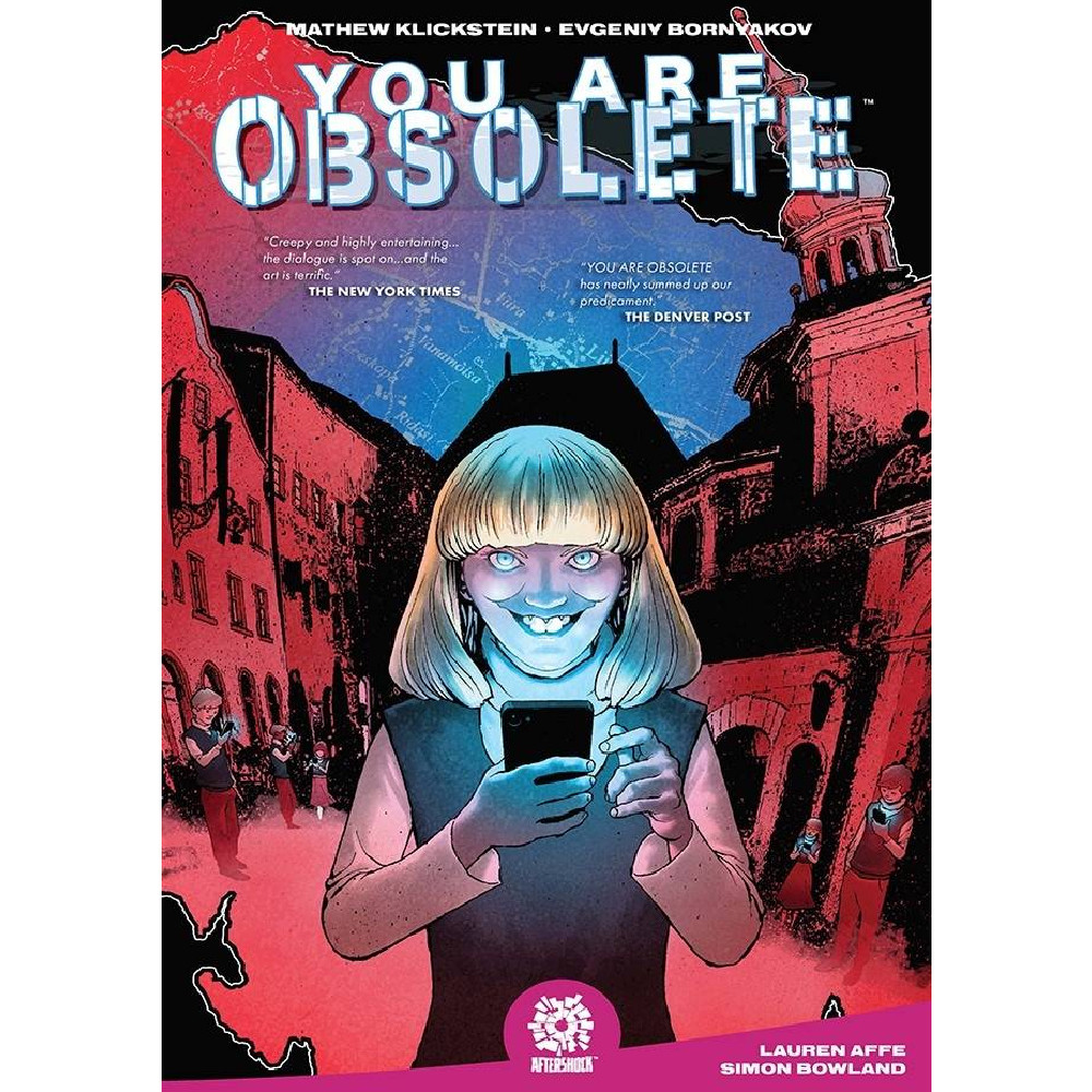 You Are Obsolete TP
